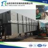 Planta do tratamento da água da água de esgoto, tratamento de água de esgoto industrial, tratamento de Wastewater