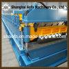 Rolo do painel do telhado da camada dobro que dá forma à máquina (AF-1000-1200MM)