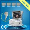 Alta ultrasonido enfocado intensidad portable máquina del ajuste de /Skin de Hifu/del retiro de la cara Lift/Wrinkle