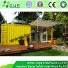 De tijdelijke werkkracht/de Villa/Modulair/prefabriceerde het Huis van de Verschepende Container