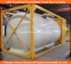 Air Compressor를 가진 ISO 20feet Container Cement Tanker