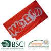 High Quality Beach Towel with Letter World