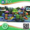 Système de jeu d'enfants de série de pays des merveilles, jouets de cour de jeu, Playsets extérieur (KY-10082)