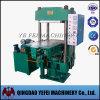 Machine de vulcanisation en caoutchouc de presse pour le vulcanisateur de plaque de quatre fléaux