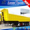 30t-100t grande Carbón Rear Dump Truck Trailer / Remolque Volquete