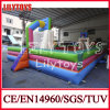 Più nuovo Double variopinto Purpose Inflatable Football Sports Field con Bouncer (J-SG-018)