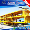 Tri-Axles 40foot Container Flatbed Semi Trailer für UAE