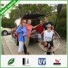 Le canoë de Multiplayers pour la vue de mer de famille apprécient les kayaks clairs de pêche