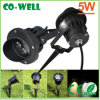 IP65 Outdoor Decorative Landscape 5W LEDの庭Light