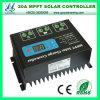 Regulador solar de la carga del sistema de MPPT 20A 12/24V (QW-MT20A)