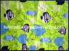 100%年のポリエステル明白なモモの魚の印刷210T 75D *150dの生地(FKQ130704032)