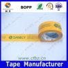 La venta al por mayor Stocklot de la conformidad de RoHS imprimió la cinta de BOPP