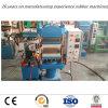 ゴム製マットの圧縮の鋳造物出版物機械