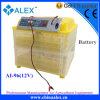 De mini Incubator van het Ei van de Batterij voor Verkoop