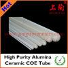 Alumina van de hoge Zuiverheid Ceramische Buis Coe