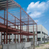 Prefabricated 물결 모양 강철 구조물 작업장 건물