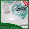 Masque à nébuliseur/oxygène avec la chambre et la tuyauterie