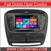 フィアットDoblo、GPSのOpel Combo、Bluetoothのための特別なCar DVD Player。 (CY-9250)