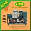 Máquina dieléctrica del filtro de petróleo de la técnica de la floculación de Sbdm Kxp