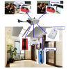 Ponto a Point Telephone System Five Way Intercom com Master