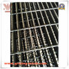 Serrated/galvanizzato Steel Bar Grating per Stair Treads
