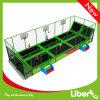 Gymnastic professionale Indoor Trampoline per Kids