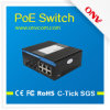 6 10/100m Poe Portsおよび3 Gigabit Fiber Portsの9ポートIndustrial Managed Poe Switch。 IEEE802.3af Standardと互換性がある