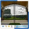 新式の錬鉄の庭の贅沢のゲート