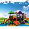 Equipamento ao ar livre Hc-Tsg008 da corrediça do parque de diversões do campo de jogos das crianças