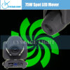 75W LED Spot Moving Head para Wedding Light (CY-LMH-S75)