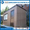 Casa viva prefabricada del envase de la calidad de Hight de Gemsun Company