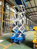 Het lucht Hand Hydraulische Mobiele Platform van de Lift van de Mens van Eectric van de Lijst van de Lift van de Schaar