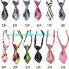 Prix d'usine Lovely Neckwear Polyester Imprimé Pet Accessories Dog Tie