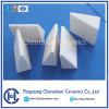 92% de alúmina de cerámica Bloque Triángulo de Pre-Ingeniería