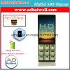 Киоск Multi сотового телефона индикации LCD Signage цифров торгового центра авиапорта свободно поручая