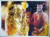 Pinturas al óleo 002 (CPCOP002) de la creación del retrato