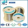 Tipo alambre de la aleación de níquel y aluminio del cromel del termopar de K para los sensores