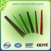 Fibra de vidrio-resina epoxíidica aislador Rod del silicón