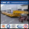 3 Radachsen Hydraulic Gooseneck Lowbed Semi Trailer für Carrying Ultra-Size Cargo