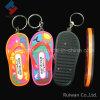 Deslizadores Keyholder plástico, suporte chave plástico macio