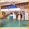 Adevertising ha aumentato di alluminio esagonale schiocca in su la tenda foranea, piegante la tenda