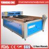 Вырезывание и гравировальный станок лазера для материала Ano металла металлического