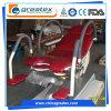 الصين [مولتيفونكأيشن] كهربائيّة طبّ نسائيّ امتحان كرسي تثبيت, أحمر كرسي تثبيت قابل للتعديل [جنكلوجكل]
