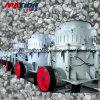 Frantoio concreto mobile di capacità elevata
