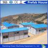 Casa Prefab da casa pré-fabricada barata favorável ao meio ambiente do preço para viver no local de mineração e no canteiro de obras