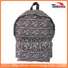 Леопард хорошего качества напечатал Backpack покупкы мешка Backpack перемещения Backpack