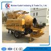De elektrische Concrete Pomp van de Levering met Mixer (CPM15)