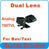 Cámara dual de la lente, dirección ajustable de la visión