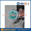Le diamant usine des roues de cuvette de diamant de Turbo utilisées sur la rectifieuse de cornière
