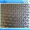 Edelstahl-oder kohlenstoffarmer Stahl-rundes Loch-Ineinander greifen